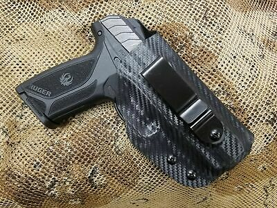GUNNER'S CUSTOM HOLSTERS fits Ruger Security 9 Full or Compact IWB holster