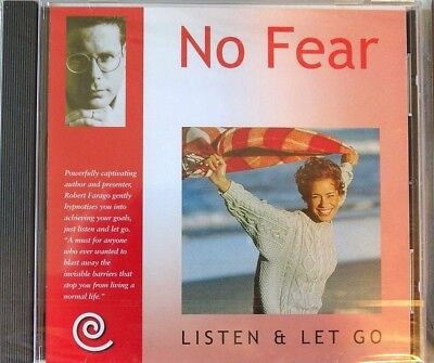 New & Sealed: No Fear hypnosis CD includes part 1 & 2