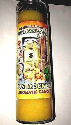 3-RUE RUDA FIXED Cocktail Candle Green Powerful Aromatic 7
