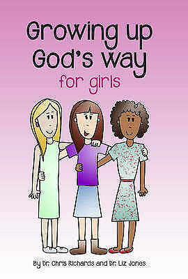 Growing up God's Way for Girls - 9781783970001