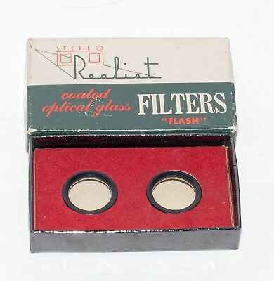 Stereo realist filters in box