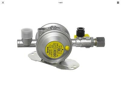 Genuine Truma 8mm Gas Regulator - Caravan / Motorhome