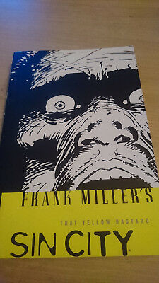 Sin City: That Yellow Bastard by Frank Miller (Paperback, 2005) Graphic Novel