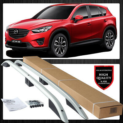 mazda cx5 cx 5 dachreling dachgep cktr ger matt schwarz. Black Bedroom Furniture Sets. Home Design Ideas