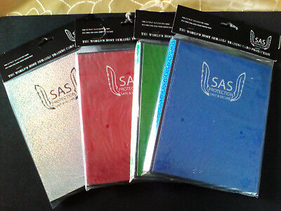 Album SAS 4 pocket 10 pages 80 carte Magic  the Gathering Pokemon Force of Will