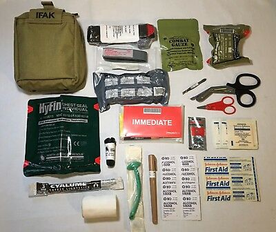 New SOF Tech Individual First Aid Kit (IFAK) - North American Rescue