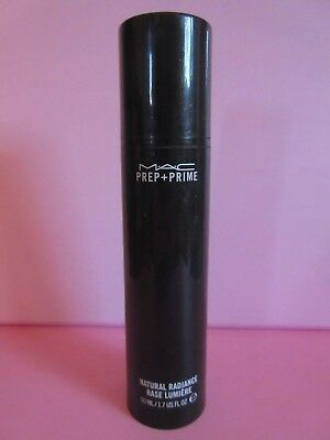 Mac Prep + Prime Natural Radiance Base Lumiere Radiant Pink 50ml // Pre-owned