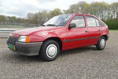 1985 OPEL KADETT 1300 S Automatic, LHD, 2 owners from new, Used & Excellent
