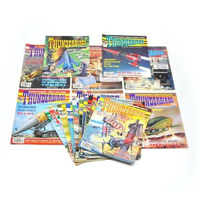 THUNDERBIRDS Comic Bundle 21 In Total 1990's Editions
