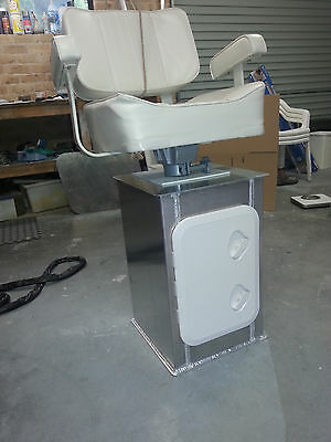 Boat Seat Boxes with hatch door unpainted ,send postcode for freight cost