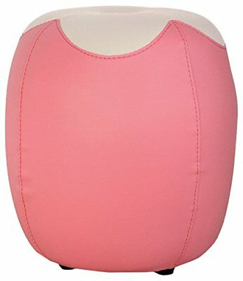 Tuoni Young Pouf, Finta Pelle, Rosa (C1n)