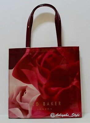 Ted Baker Womens Porcelain Rose Icon Large Tote Nwt