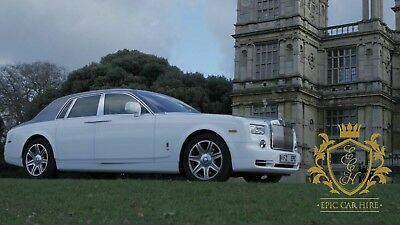 Rolls Royce Hire, Wedding Car Hire, Chauffeur Hire, Prom, Business Hire, Airport