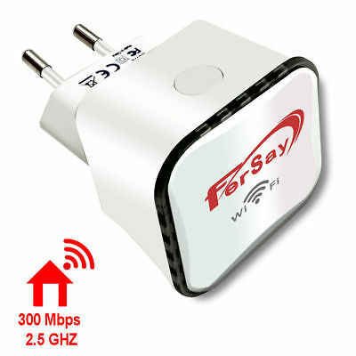 Repeater WIFI 300 Mbps 2.5 GHZ Accessories Computer