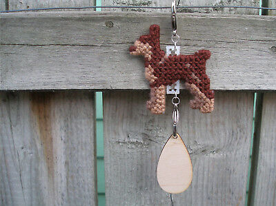 Miniature Pinscher #2 dog crate tag or hang anywhere any day ornament, Min Pin
