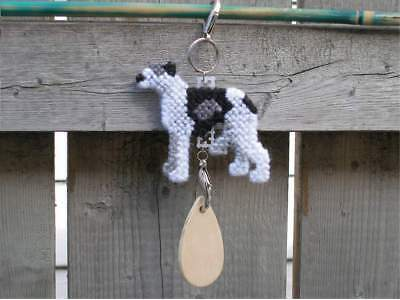 Whippet dog crate tag or hang anywhere handmade pet sign any day ornament