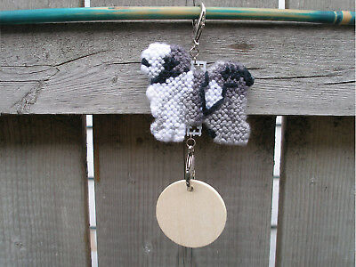 Tibetan Terrier #1 dog crate tag or hang anywhere handmade sign any day ornament