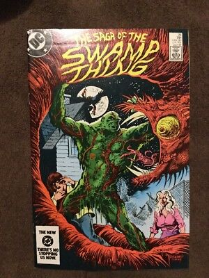Saga Of Swamp Thing #26 VF-NM 1984 See My Other Great BUY IT NOW  comics READ