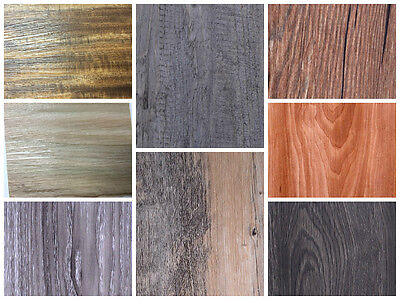 7.2mm 100% Waterproof Vinyl Planks with Uniclic System/ available in 8 colours