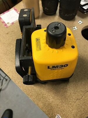 CST/Berger Lasermark LM30 LD Rotary Laser Level With LD-90