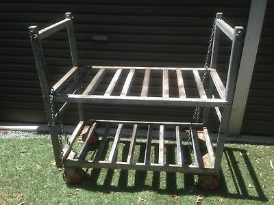 steel trolley Or Work Bench