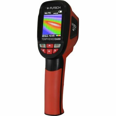 Futech Thermographic Camera Tempviewer Laser Temperature Meter 3600 300.360