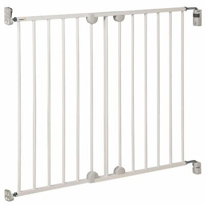 Safety 1st Baby Pet Safety Gate Wall-fix Extending White 62-102 cm 2438431000