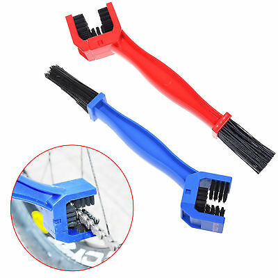 NEW Bicycle Motorcycle Chain Cleaning Tool Gear Grunge Brush Cleaner Plastic KGN