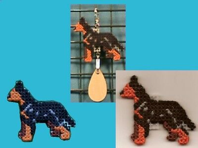Manchester Terrier Toy dog crate tag or hang anywhere pet sign any day ornament