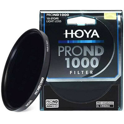 NEW Hoya 77mm PROND1000 XPD-77ND1000 Neutral Density Filter 77 MM 3.0ND 10-Stop