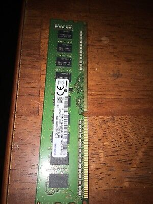 Samsung 8GB 1x8GB 2Rx8 PC3L-12800E DDR3 1600 ECC Unbuffered Server Ram Memory
