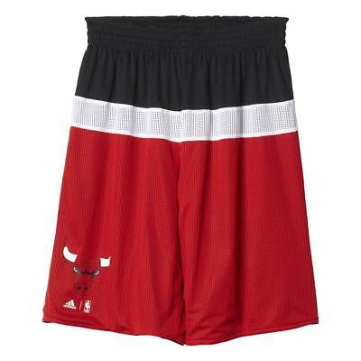 adidas Chicago Bulls Replica Winter Hoops Basketball NBA Shorts