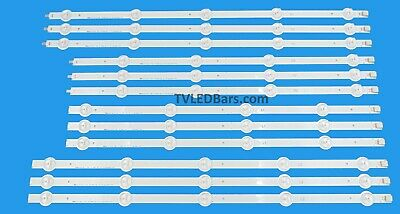 Replacement Backlight Array LED Strip Bar LG 47LN570S 47LN575S 47LA620S LC470DUE