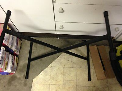 Keyboard Stand - Height Adjustable - Folding  X Type - Piano Stand