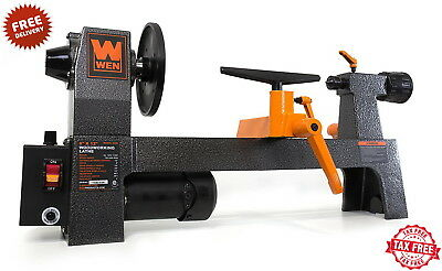 Wood Turning Lathe Benchtop Variable Speed Woodturning Tool