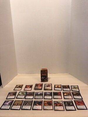 MTG: Archenemy: Lot of 59 cards NM/MN 8 Rares Kaervek Vampiric Dragon Avatar