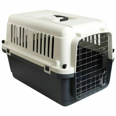 FLAMINGO Pet Dog Small Animals Carrier Cage Transport Box Basket Nomad S 513771