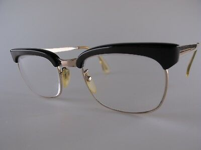 Vintage 20/000 Gold Filled Eyeglasses Frames Size 48-24