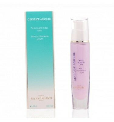 Jeanne Piaubert Certitude Absolue Ultra Anti-Wrinkle Serum 30Ml