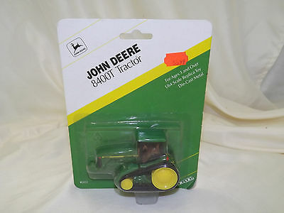 ERTL 1/64 JOHN DEERE 8400T Tractor New in Pack