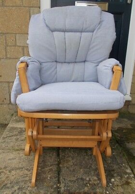 Dutailier Mamas and Papas Nursing Glider Chair