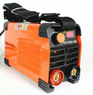Handheld Mini Electric Welder Inverter ARC Welding Machine Tool 220V