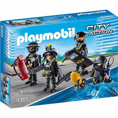 PLAYMOBIL 9365 - City Action - SEK-Team