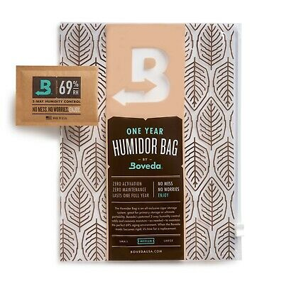 Medium Boveda Humidor Bag
