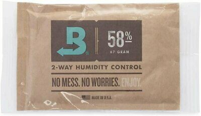 Boveda 58% Rh (67 Gram) - Individually Over-Wrapped