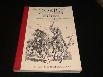 THE COMET COLLECTORS GUIDE - First Edition 1992