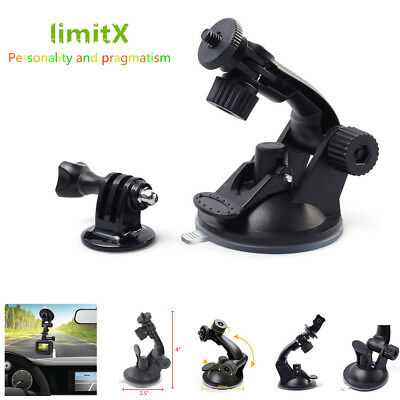 Bike Suction Cup Camera Mount Car Windshield Window Holder for Sony Action Cam