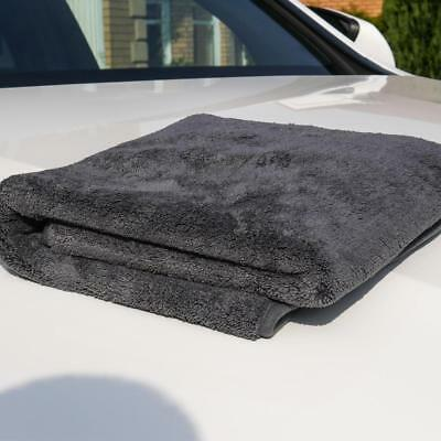 ELKO 1000GSM Car Drying Towel Premium Super Thick Car Detailing Waxing Pro