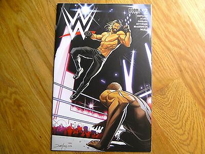 BOOM! WWE graphic comic iss #2 Feb 2017 NEW! Hopeless Acuna Wrestlemania Warrior