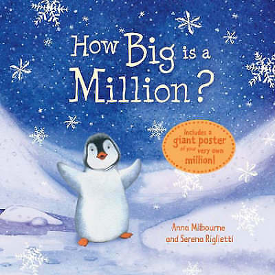 How Big is a Million? - 9780746077696